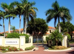 Naples FL  –  We are Pet Friendly and More at L' Ambiance of Pelican Bay