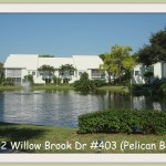 792 Willow Brook Dr #403 - Pelican Bay - Naples FL