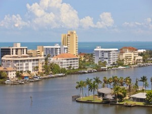 Naples FL Real Estate and Homes for Sale - Gorgeous bay views from Regatta Condos