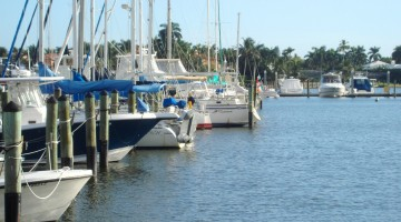 No Bridge Access to the Gulf of Mexico in Naples, FL – Royal Harbor