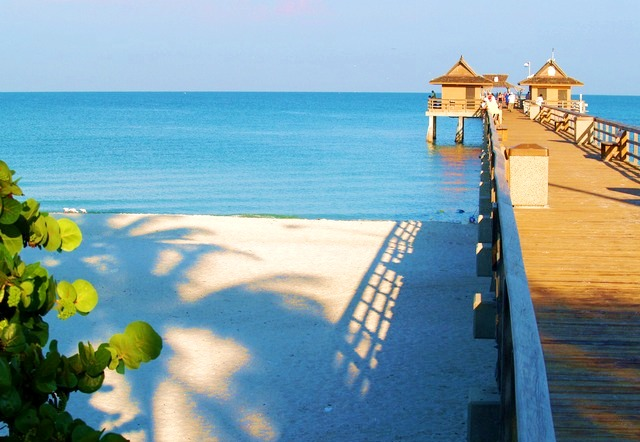 Naples Fl 2nd Happiest Seaside Town In The Usa Naples Florida Real Estate Steps To The Beach