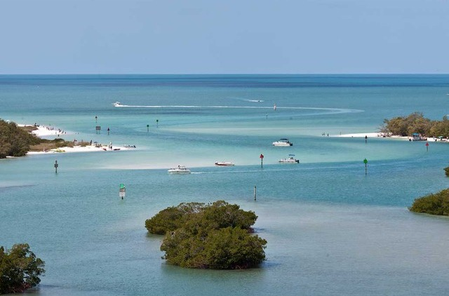 Bring Your Boat Deep Water Marina With Direct Gulf Access