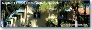 Naples FL – This Week's Sales Activity Report (11/10/2012)