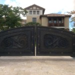 Naples FL Gate