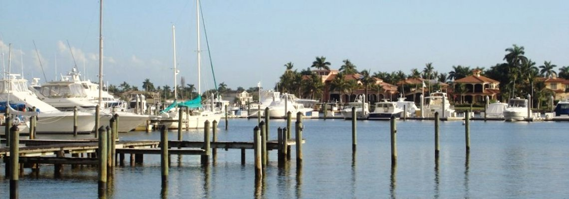 Canal Homes Naples, FL