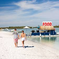 FLORIDA (Food Boat on Keewaydin Island)