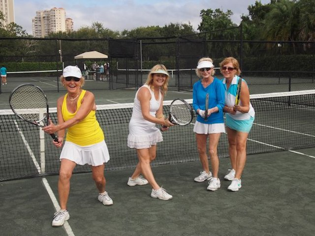 PELICAN BAY (Tennis Ladies)