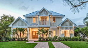 Custom Built and New Construction in Olde Naples – Latest Design Trend