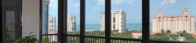 Pelican Bay Condo Balcony View