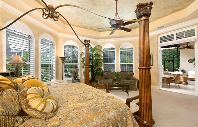 Master Suite and Covered Lanai