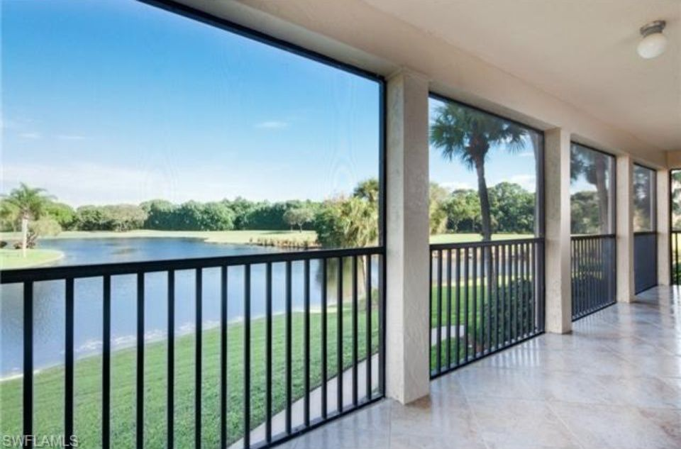 6020 Pelican Bay Blvd #102 - Balcony