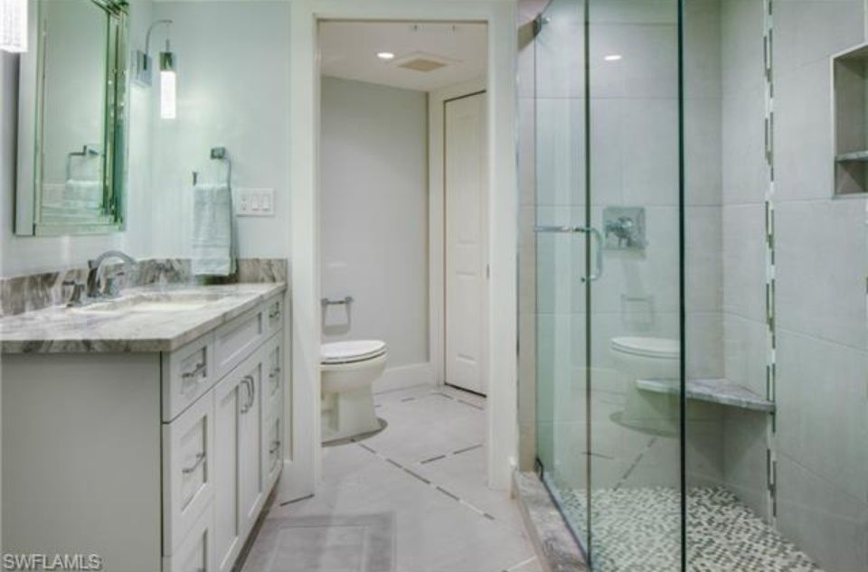 6020 Pelican Bay Blvd #102 - Master Bath
