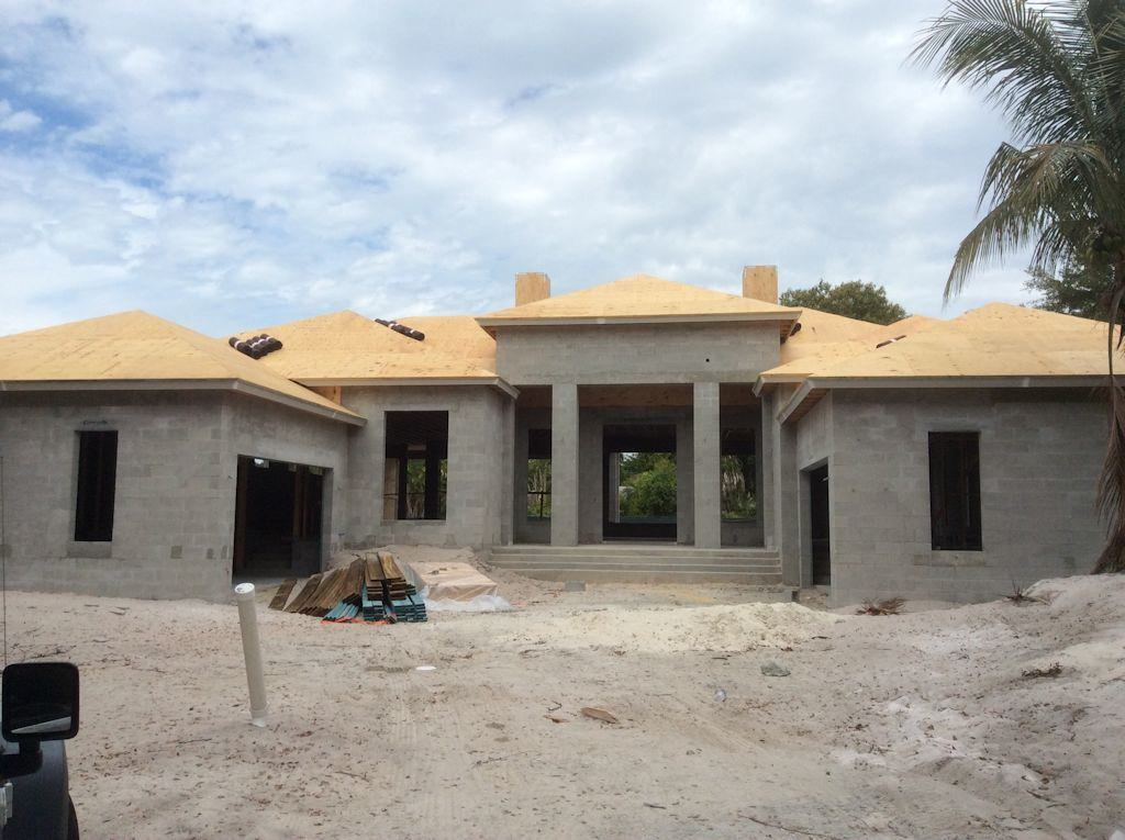 Coral Drive - Naples FL New Construction