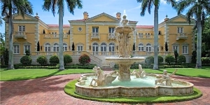 Naples Florida Mansion
