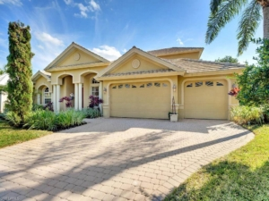 JUST SOLD!  9897 Clear Lake Cir, Naples – Wilshire Lakes