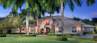 73 Ridge Dr, Naples, Florida 34108 (List $2,479,000)
