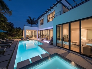 CONTEMPORARY and MODERN ARCHITECTURE in NAPLES, FL